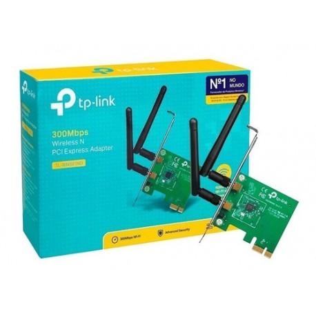 ROUTER MODEM TD-W8901N ADSL2 150 MB WiFi TPLINK ANTENA FIJA