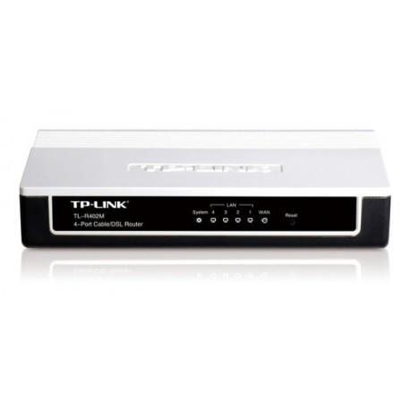 ROUTER INALAMBRICO TL-WR840N N Tp-Link 4P3 2 Antenas Fijas